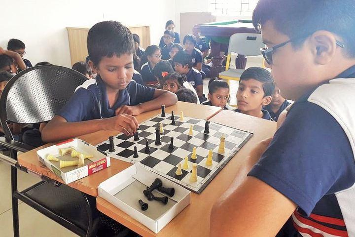 Brilliant Vidya Bhavan-Indoor Games