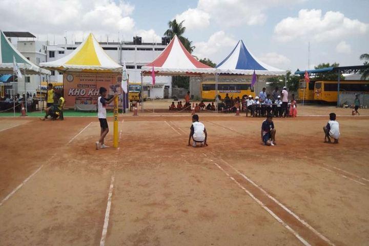 Brilliant Vidya Bhavan-Inter School Competition