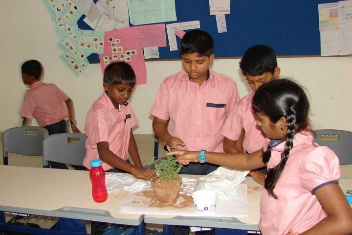 Brilliant Vidya Bhavan-Learn Together