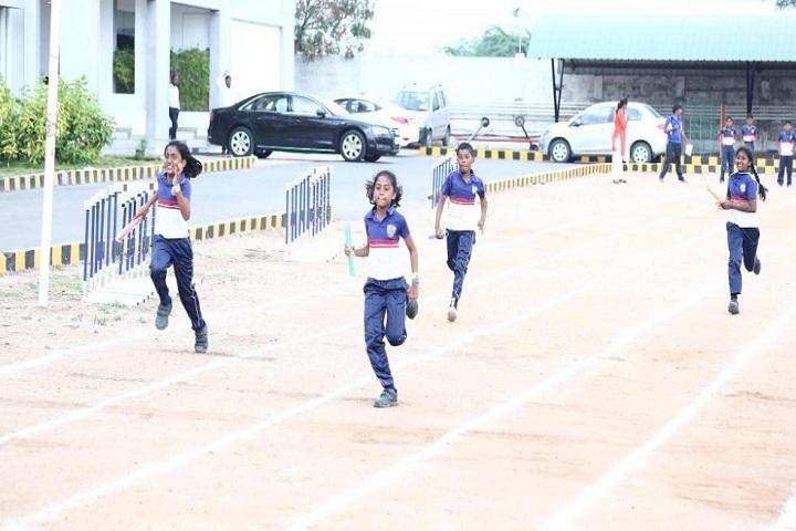Brilliant Vidya Bhavan-Sports