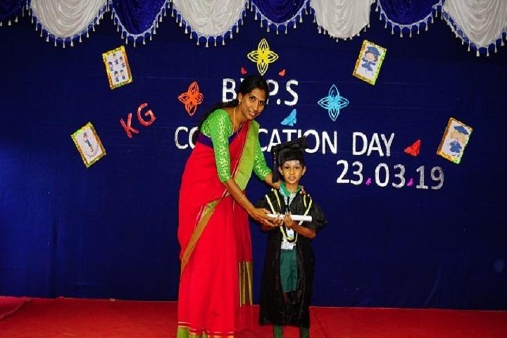 Brindhavan Vidhyalaya Public School-KG Convocation Day