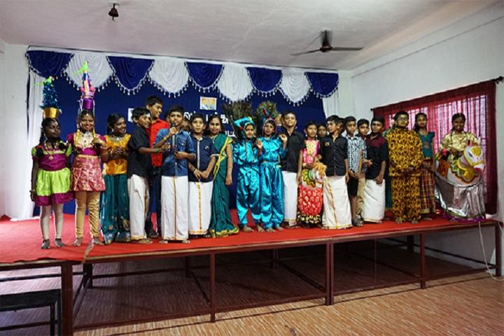 Brindhavan Vidhyalaya Public School-Onam Celebrations