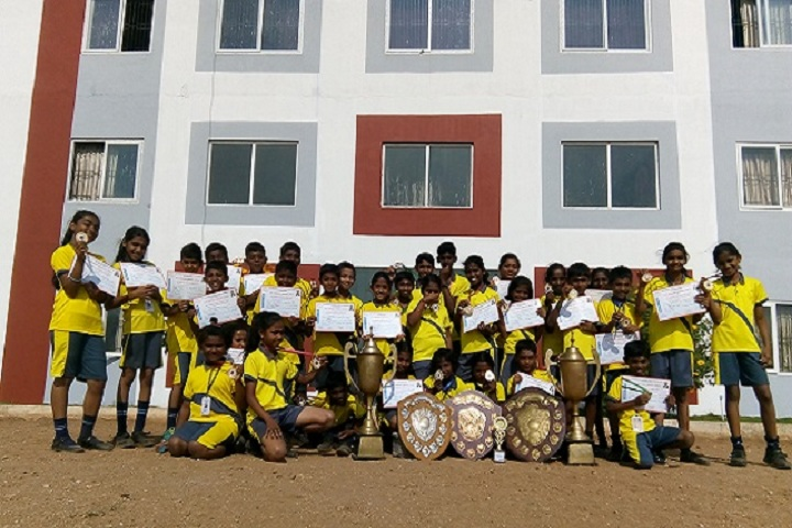 Brindhavan Vidhyalaya Public School-Awards
