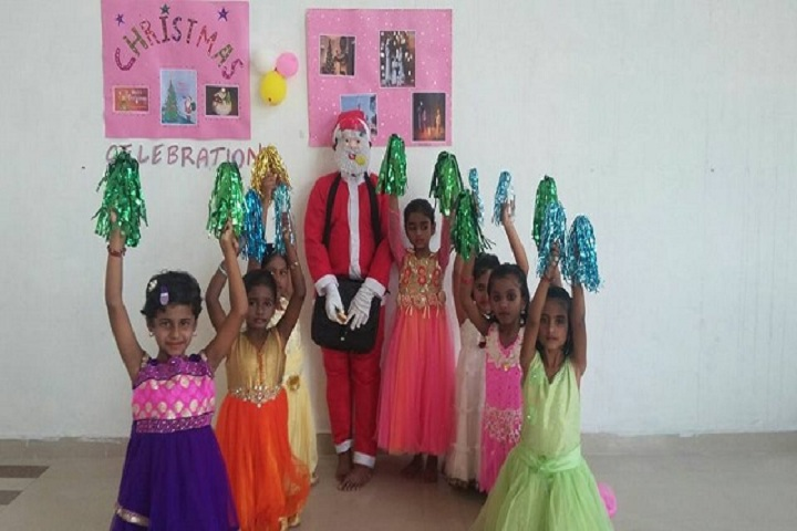 Brindhavan Vidhyalaya Public School-Christmas Celebrations