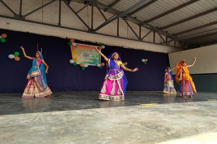 CBhavya Cements DAV Schoolultural Dance