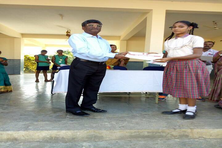 Bhavya Cements DAV School-Presentation