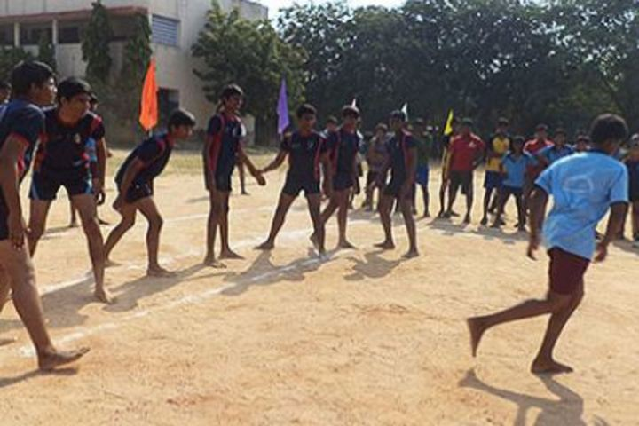 Bhavya Cements DAV School-Sports