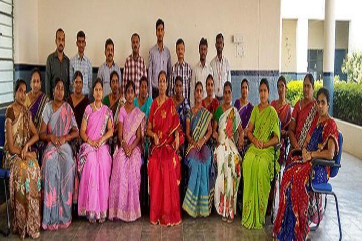 Bhavya Cements DAV School-Staff
