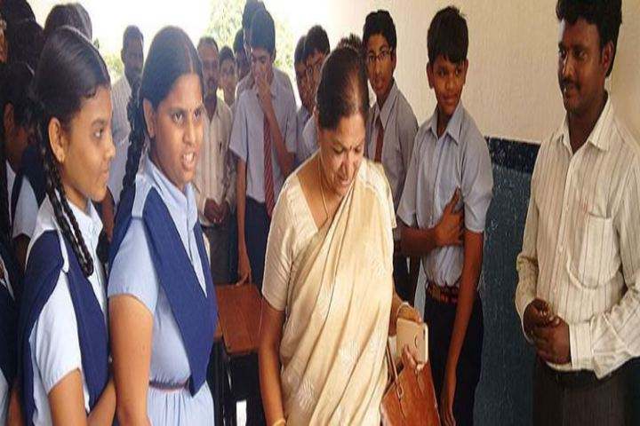 Bhavya Cements DAV School-Students