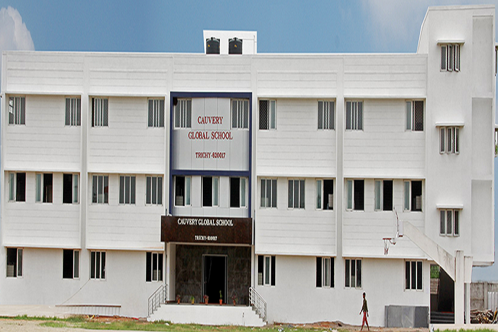 Cauvery Global School-Campus-View