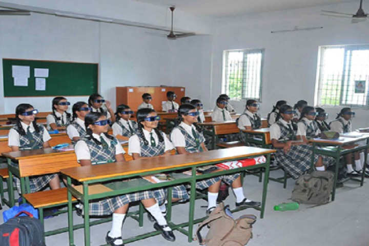 Cauvery Global School-Classroom