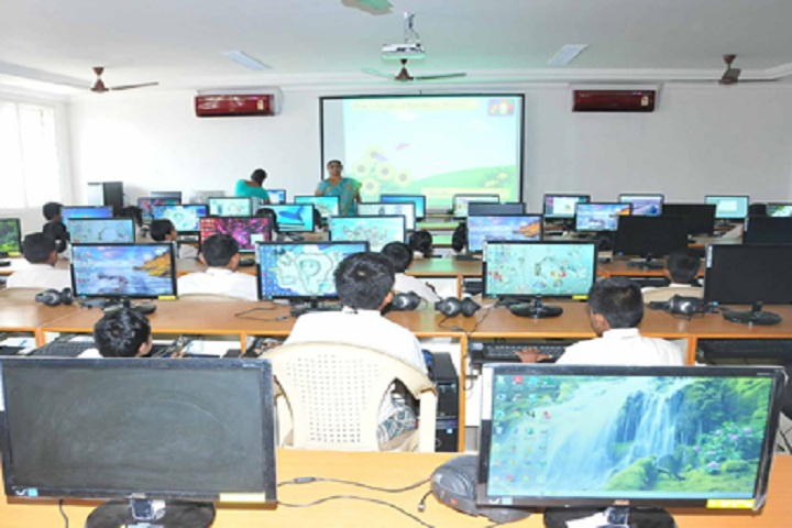 Cauvery Global School-IT-Lab