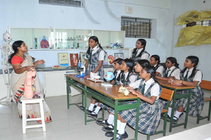 Cauvery Global School-Laboratory biology