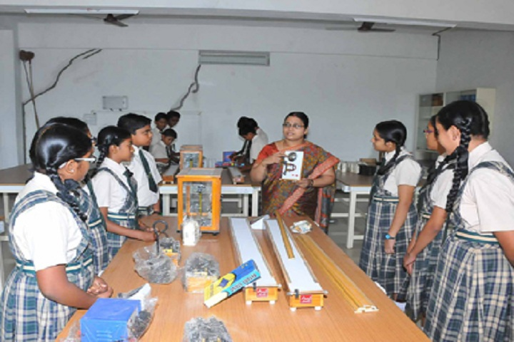 Cauvery Global School-Laboratory physics