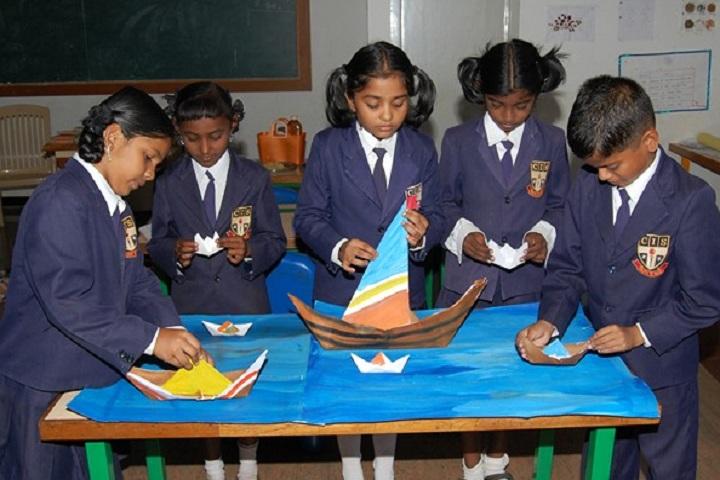 Cauvery International School-Art and Craft