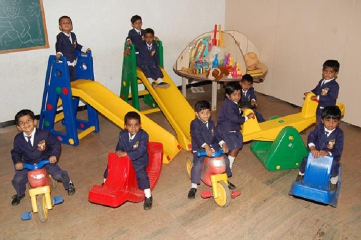 Cauvery International School-Childrens Playing room