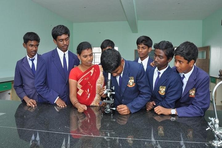 Cauvery International School-Lab