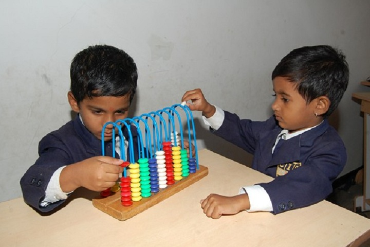 Cauvery International School-Maths Lab
