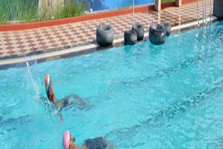 Cauvery International School-Swimming Pool