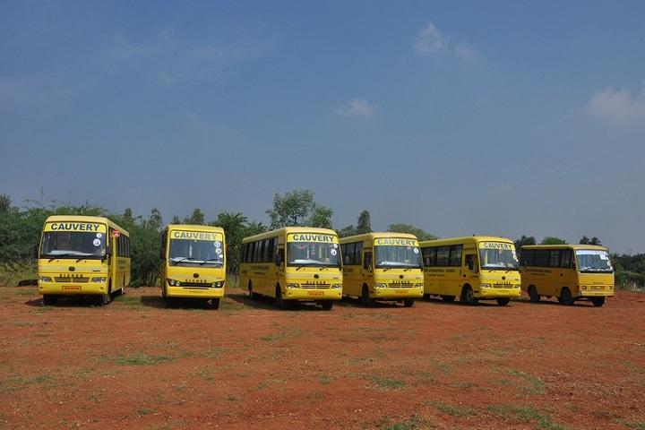 Cauvery International School-Transport