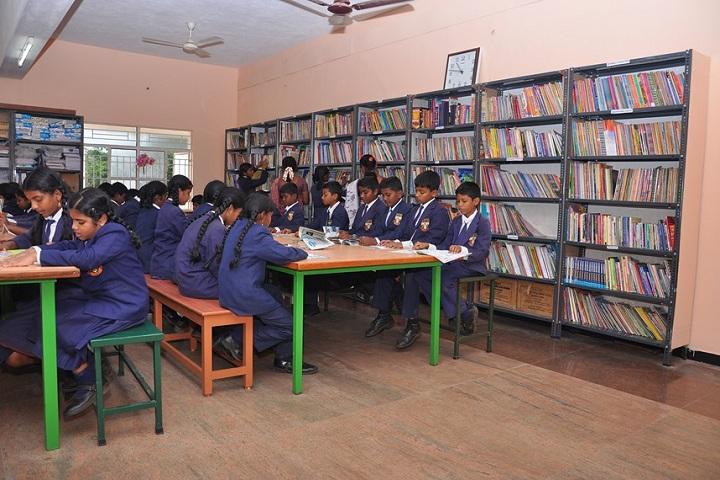 Cauvery International School - Library