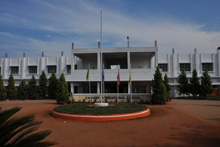 Cauvery International School - School View