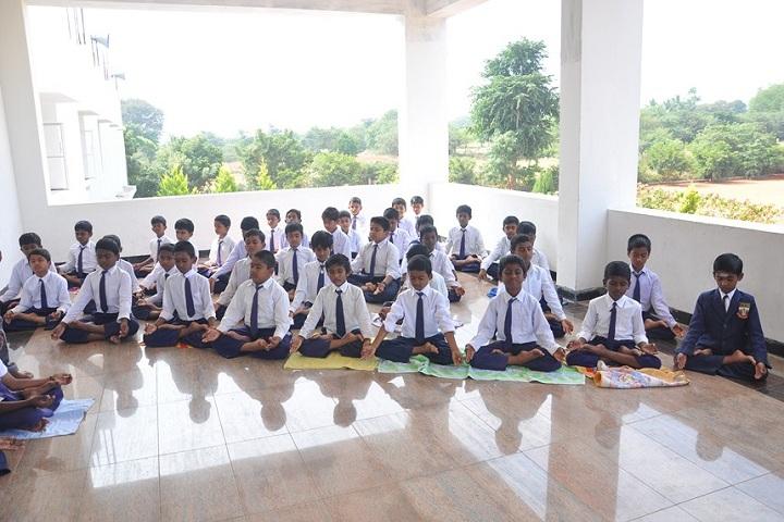 Cauvery International School - Yoga