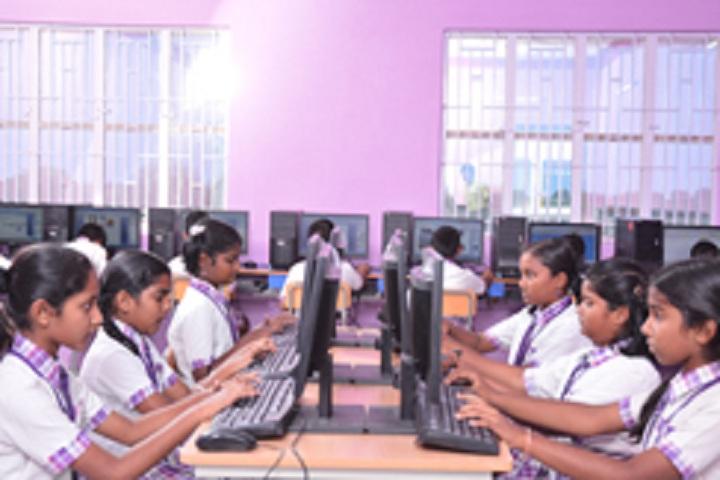 Chandra National School-Computer Lab
