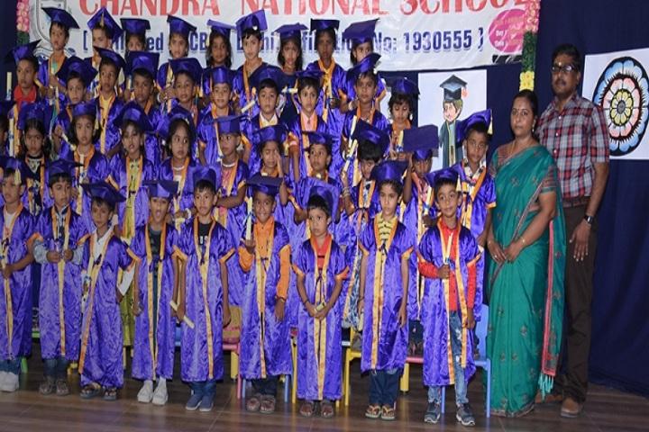 Chandra National School-Graduation Day