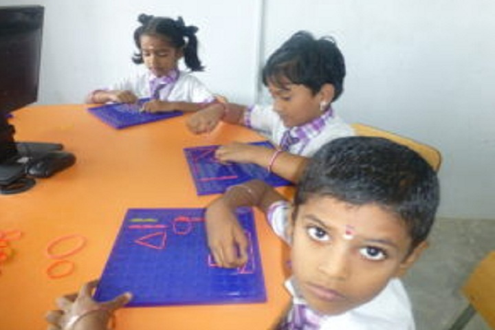Chandra National School-Maths Lab