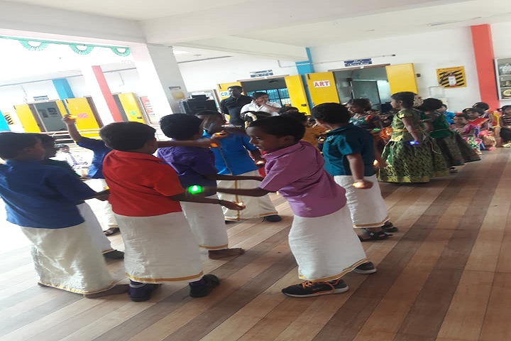 Chandra National School - Cultural Activities