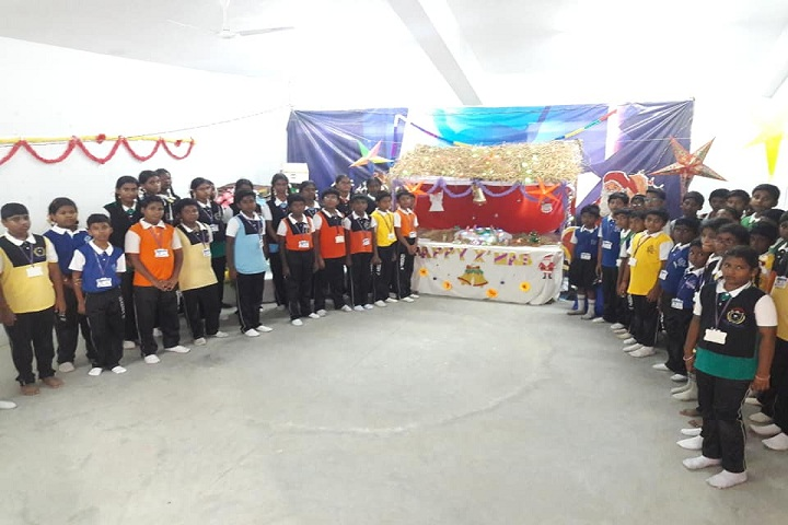 Chandra National School - Events
