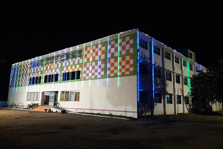 Chandra National School - School View