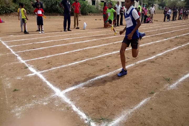 Chandra National School - Sports