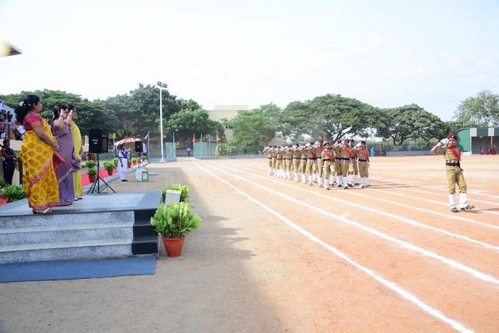 Chandrakanthi Public School - Activities