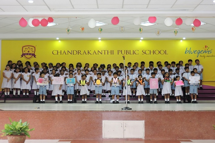 Chandrakanthi Public School - Events