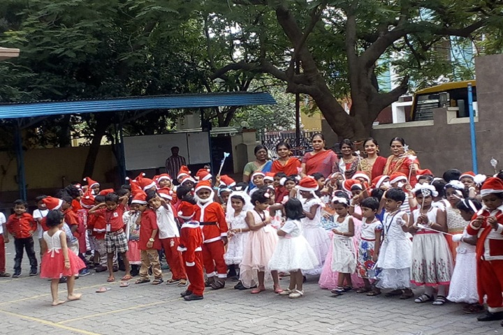 Chathrapathy Shivaji DAV School-Events christmas