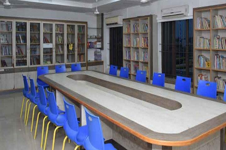 Chelammal Vidhyaashram-Library