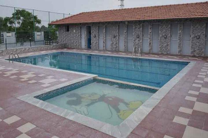 Chelammal Vidhyaashram-Swimming Pool