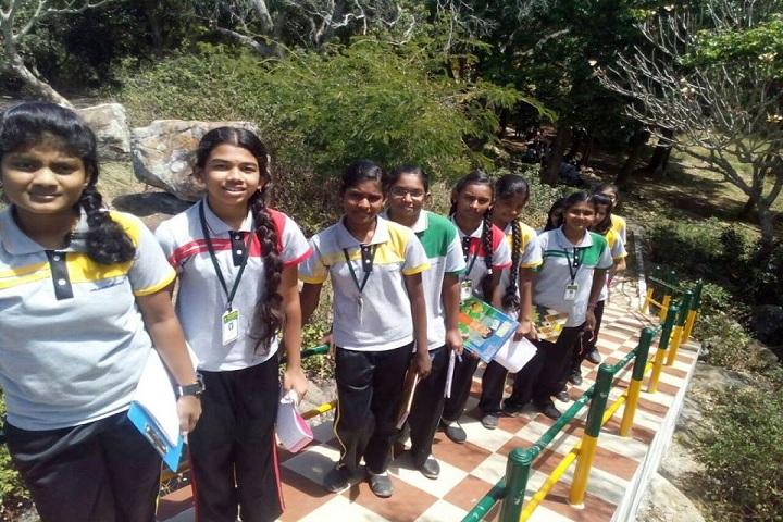 Chelammal Vidhyaashram - Educational Tour
