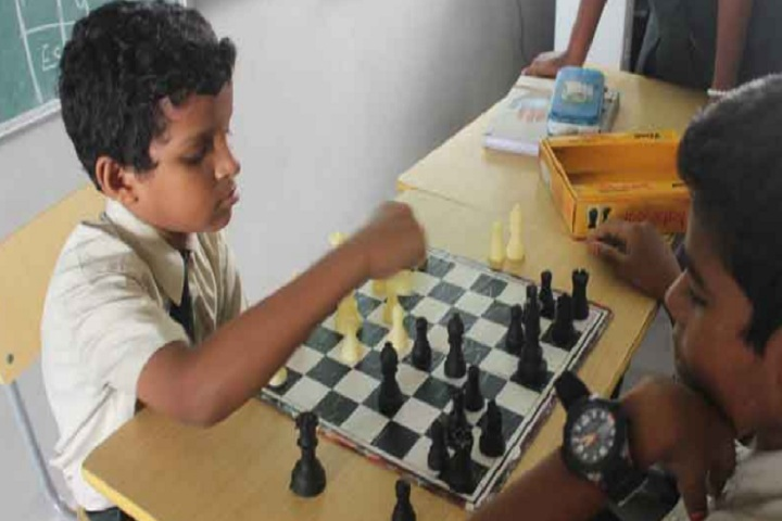Chellammal Vidyalaya-Chess