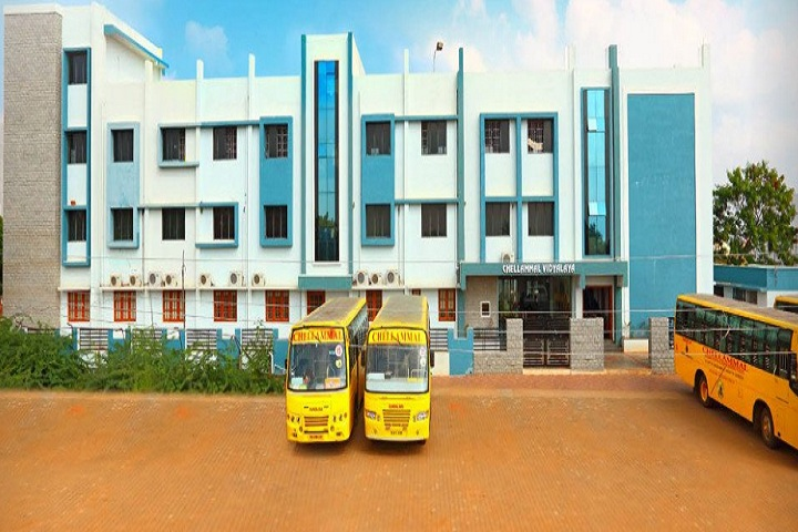 Chellammal Vidyalaya-Transport