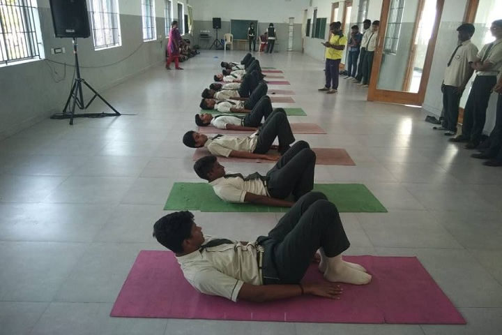 Chellammal Vidyalaya - Yoga