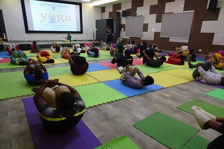 Chennai Public School-Yoga