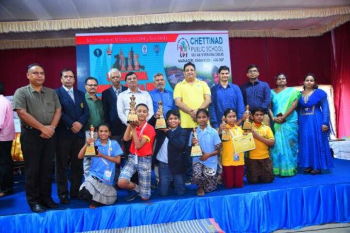 Chettinad Public School-Awards Ceremony