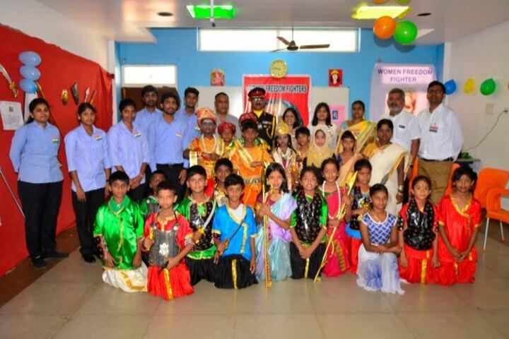 Chettinad Public School-Faccy Dress Competition