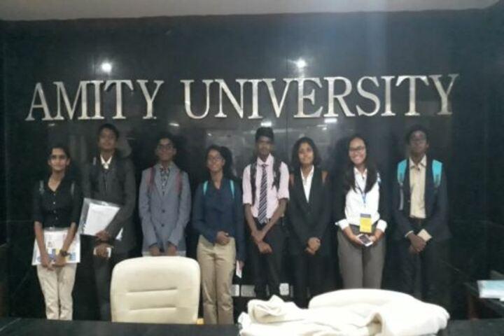 Chettinad Public School-Model United Nations
