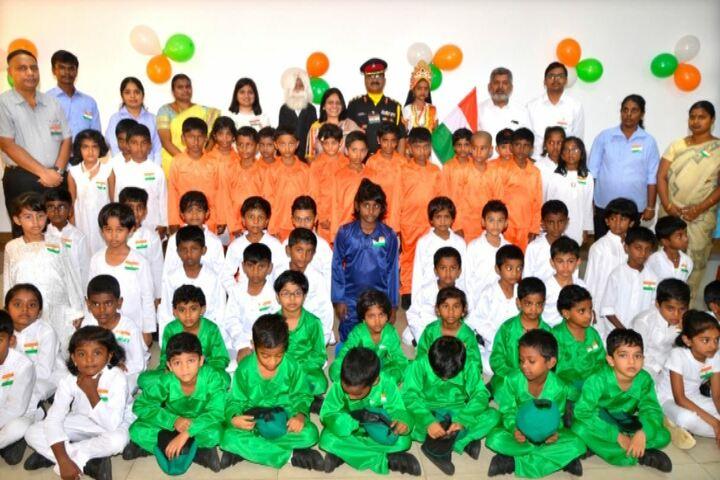Chettinad Public School-Republic Day