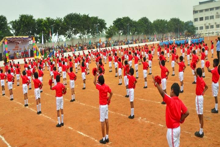 Chettinad Public School - Activities
