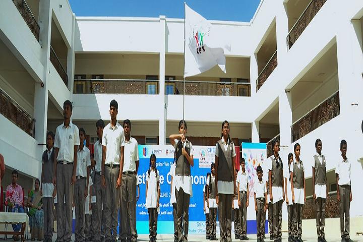 Chettinad Public School - Investiture Ceremony